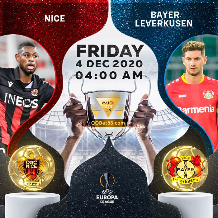 Nice VS Bayer Leverkusen