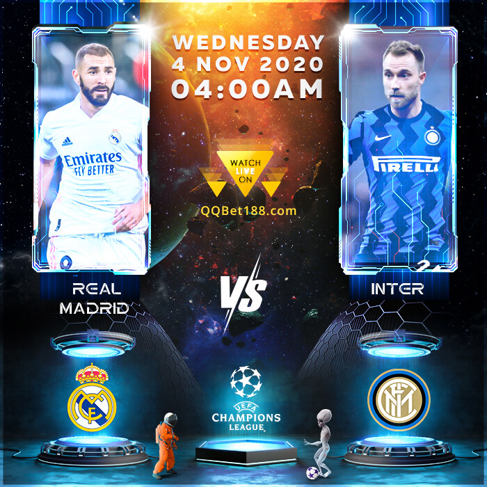 Real Madrid VS Internazionale