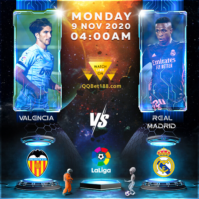 Valencia VS Read Madrid