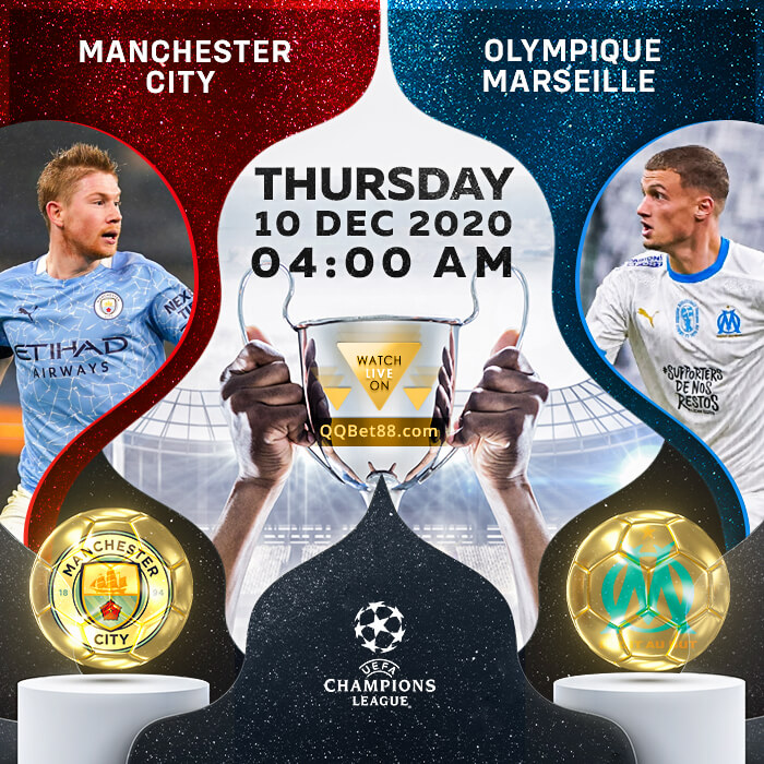 Manchester City VS Olympique Marseille