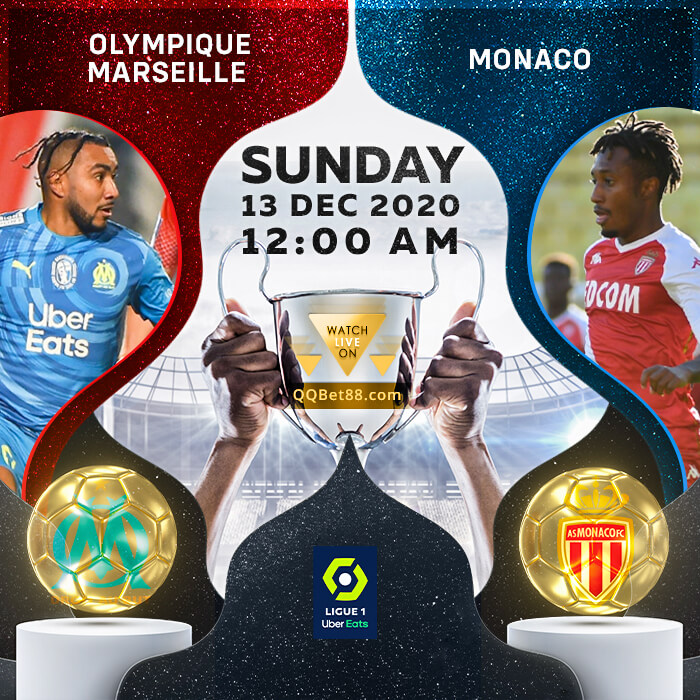 Olympique Marseille VS Monaco