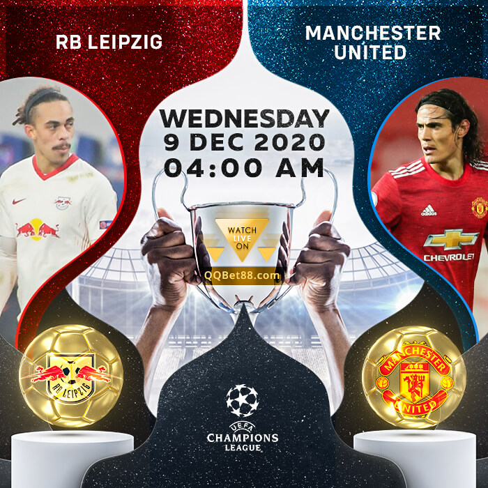 RB Leipzig VS Manchester United