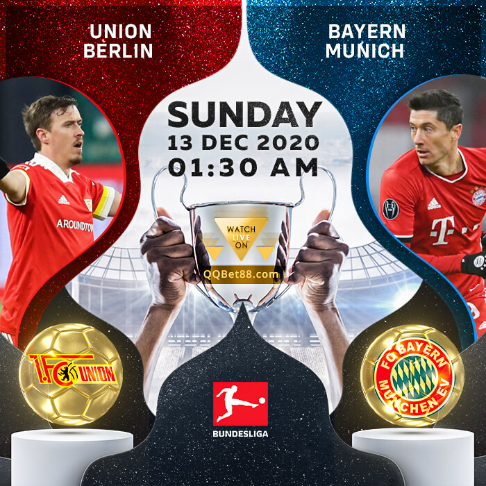 Union Berlin VS Bayern Munich