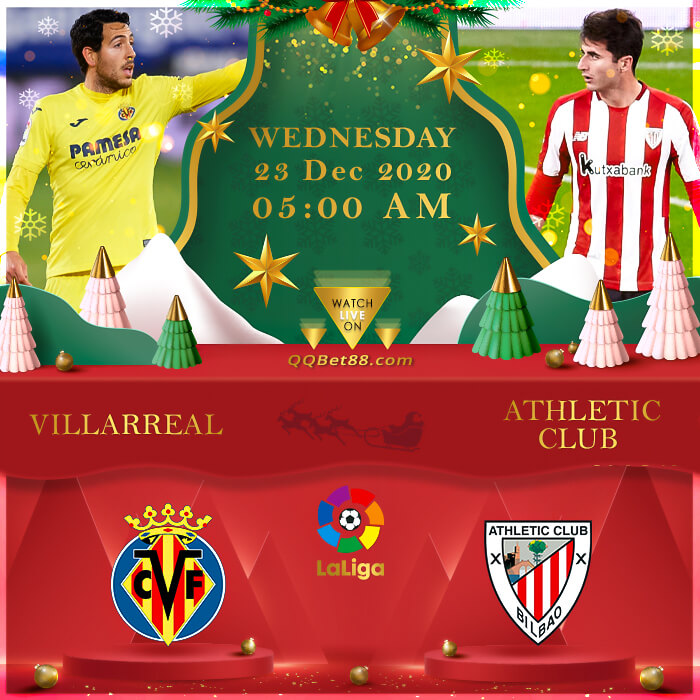 Villarreal VS Athletic Club