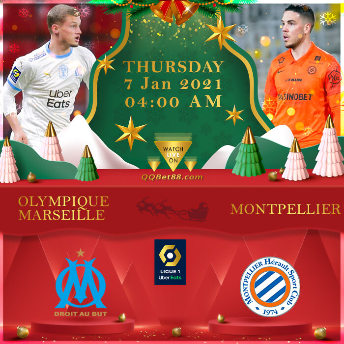 Olympique Marseille VS Montpellier