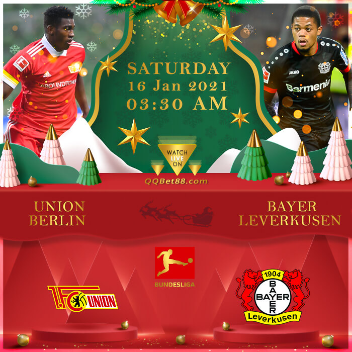 Union Berlin VS Bayer Leverkusen