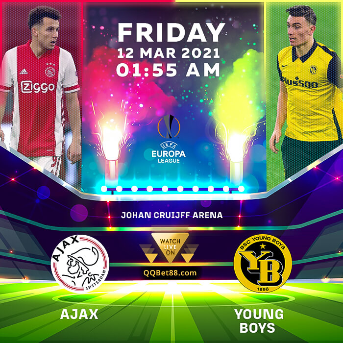 Ajax VS Young Boys