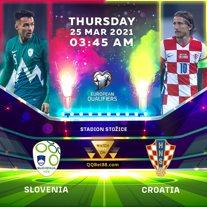 Slovenia VS Croatia