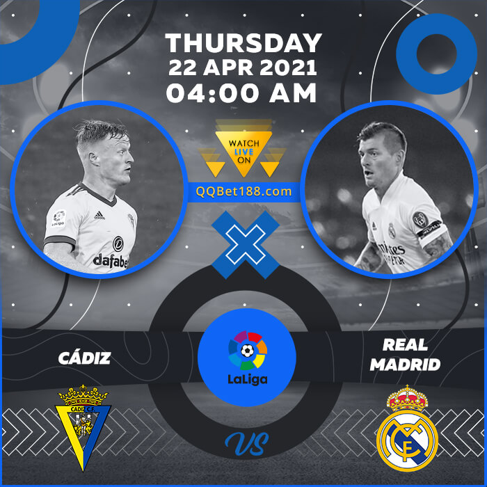 Cádiz VS Real Madrid