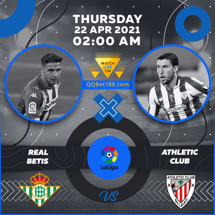 Real Betis VS Athletic Club