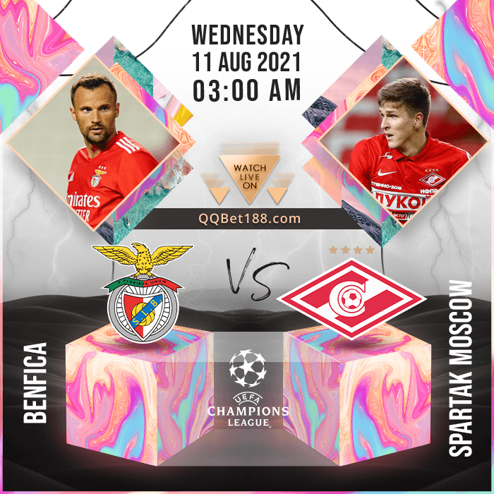 Benfica VS Spartak Moscow