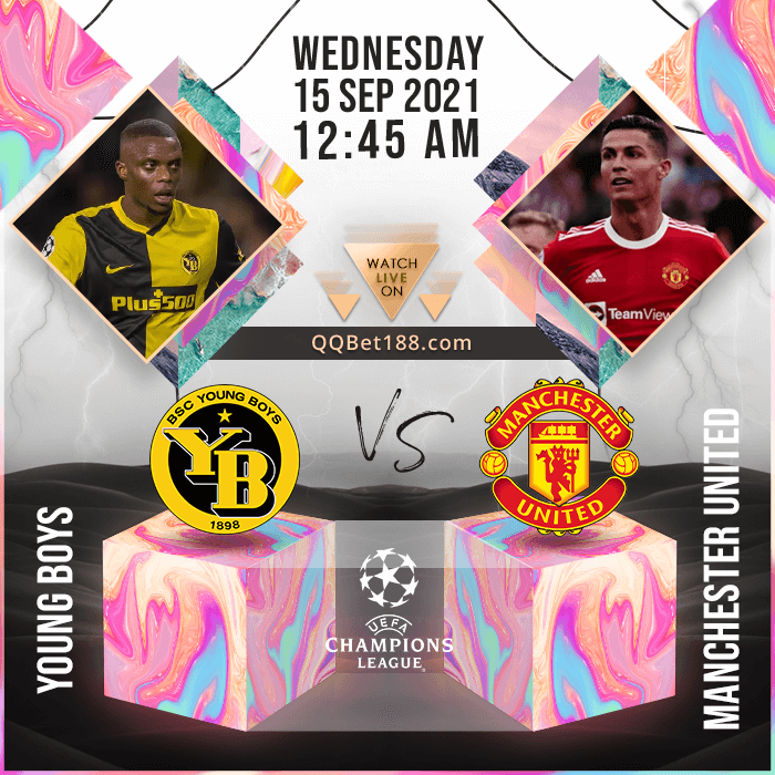 Young Boys VS Manchester United